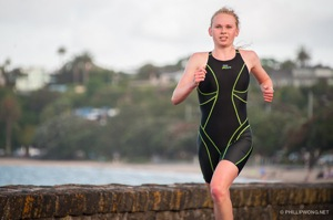 Sophie Corbidge conquers everyone with her third win in a row