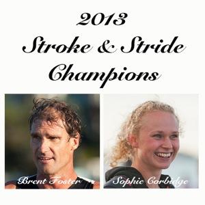 2013 Stroke & Stride Champions