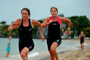 Jane Baldwin & Libby Henriksen