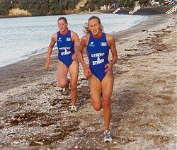 Jillian Wood and Anna Elvery