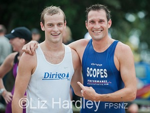 Patrick Tarpy & Liam Scopes